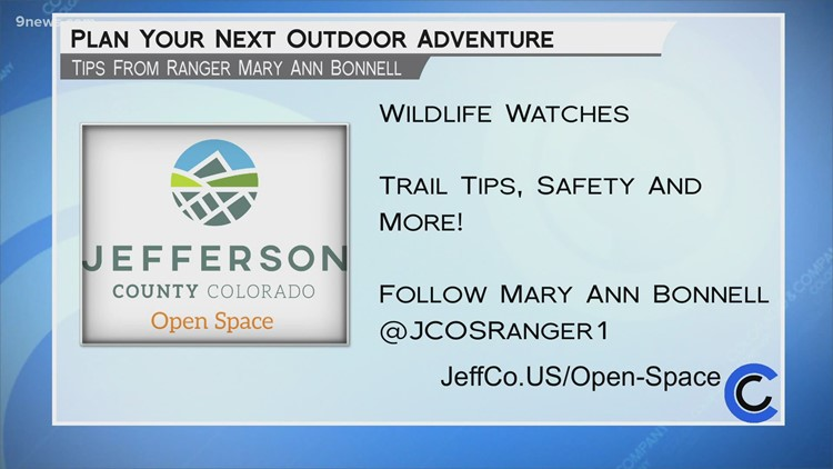 JeffCo Ranger Mary Ann Bonnell - Snakes on the Trail - May 5, 2021