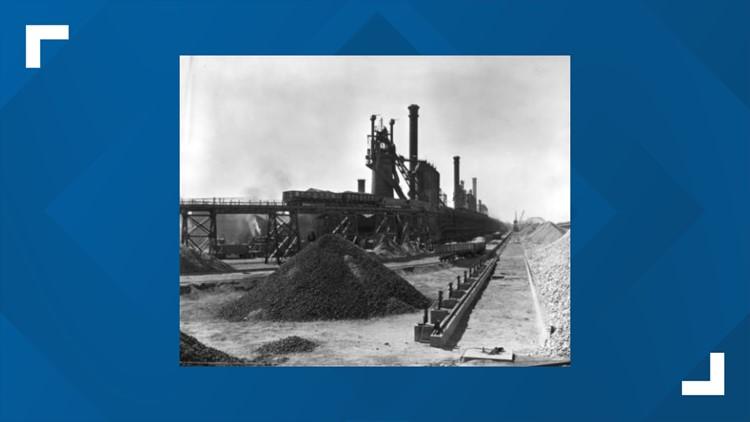 Pueblo Steel Mills