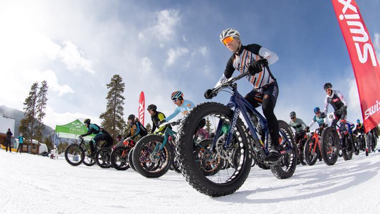 Frisco Freeze 4th Annual Frisco Freeze Fat Bike Race