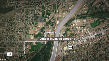 Man killed after officer-involved shooting in Trinidad; investigation underway