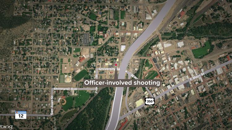 Man killed after officer-involved shooting in Trinidad; investigation underway