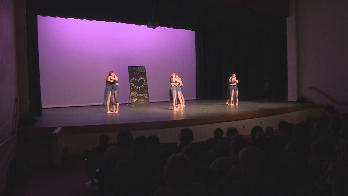 Dancers dedicate performance to STEM School shooting victims