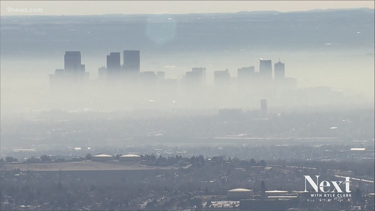 Here's what's causing Colorado's stretch of air quality alerts