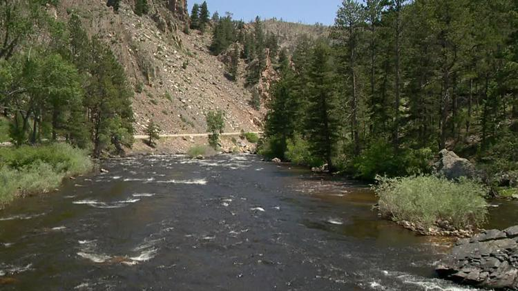 How drinking water stays clean when floods push burn scar debris into Colorado rivers