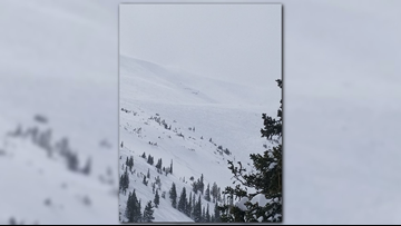 No one injured when in-bounds avalanche covers run at Breckenridge Ski Resort