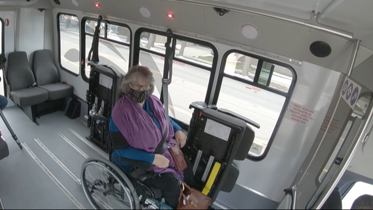 Program offers free rides for seniors to vaccine appointments