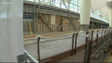 DIA has a new contractor for its Great Hall project