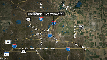 Homicide investigation underway in Commerce City after man found dead in street