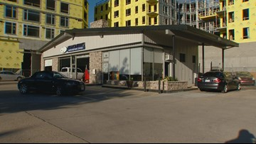 Auto repair shop fighting to stay on corner after 70 years in business