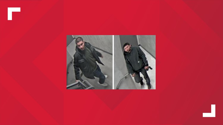 Denver Vandalism suspects