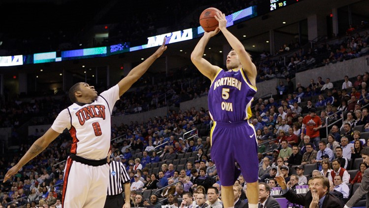 NCAA Northern Iowa UNLV Basketball