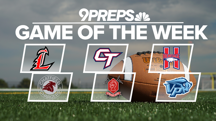 VOTE | 9Preps Game of the Week: 11/15