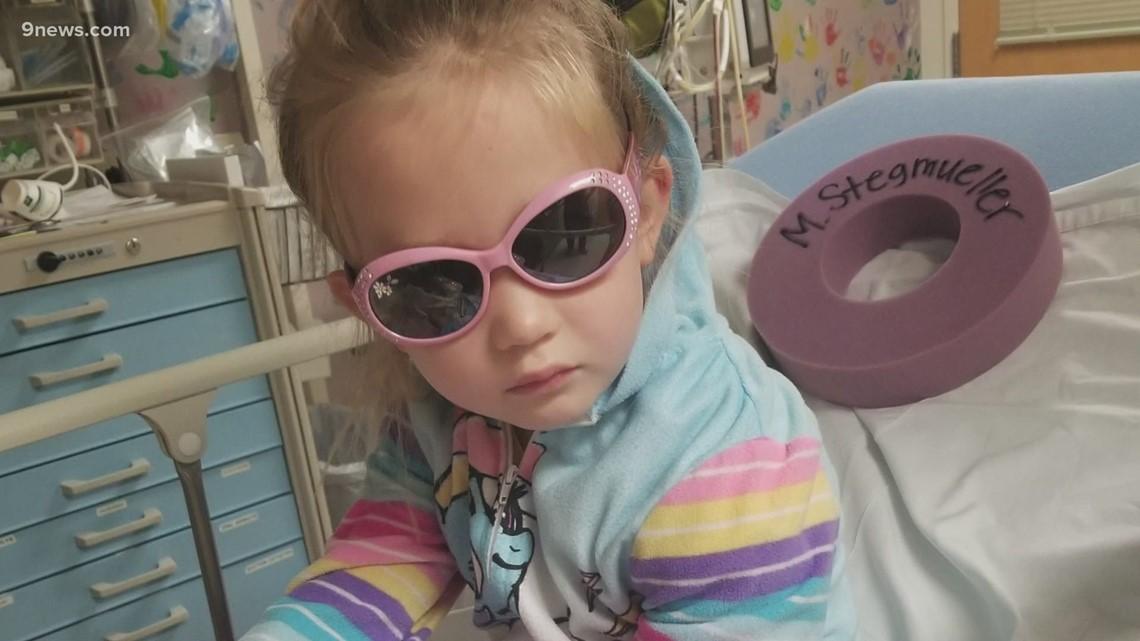 Warrior Way: Thornton school rallies around young girl battling brain cancer