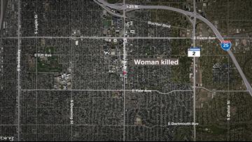 Woman killed in domestic violence incident in Denver, man in custody