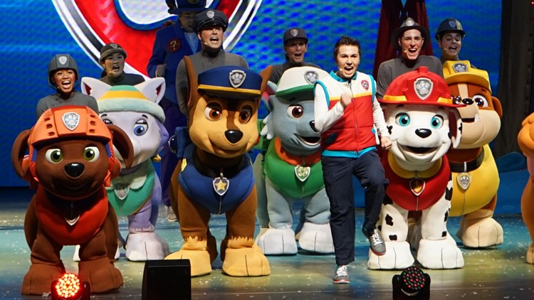 PAW Patrol Live! Coming to Denver's Bellco Theatre