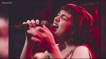 Neyla Pekarek is back home to prepare for her big solo show at the Bluebird Theater