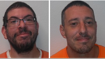 1 Custer County inmate who escaped is back in custody