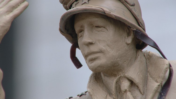 Colorado planning monument honoring WWII Major General Maurice Rose