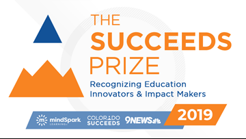Succeeds Prize 2019 awards ceremony honors Colorado teachers
