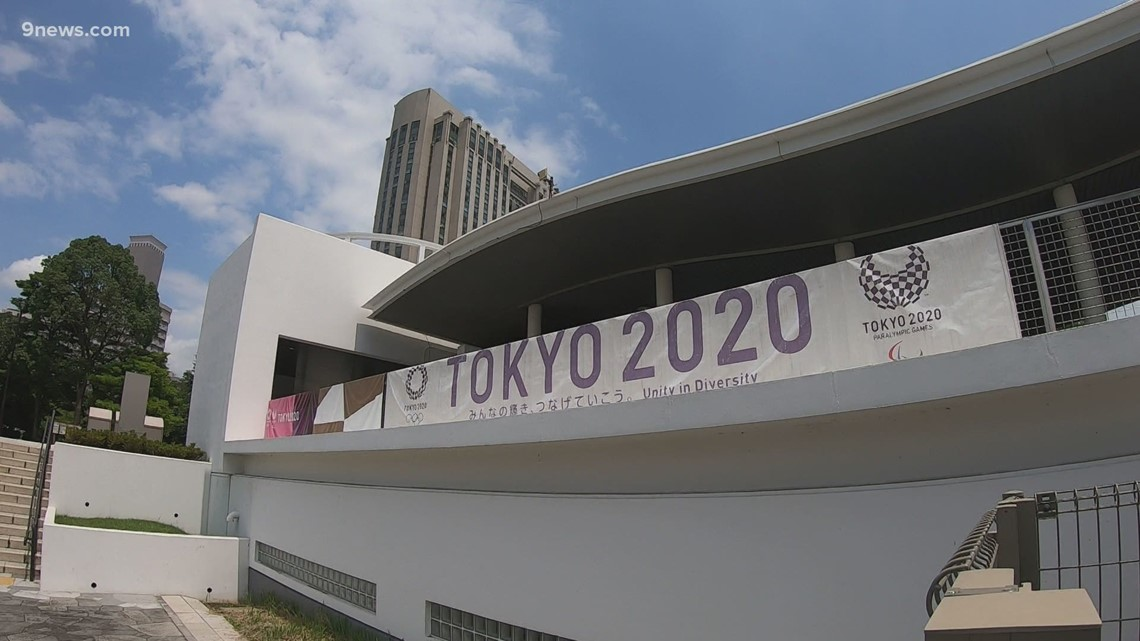 100 days to go until the Tokyo Olympics
