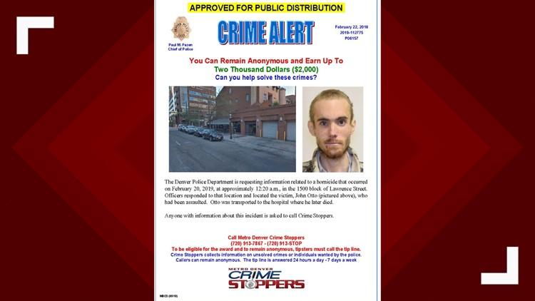 Crime Alert - John Otto