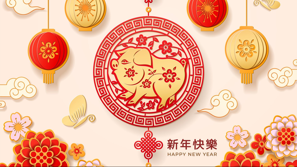 It's the year of the pig! What's your Chinese zodiac (and
