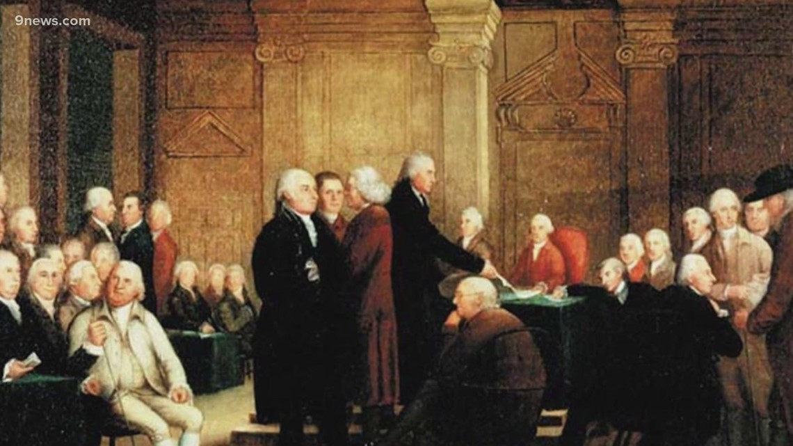 VERIFY: Was the Declaration of Independence signed on July 4?
