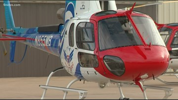 Northern Colorado medical helicopters now have crash-resistant fuel systems