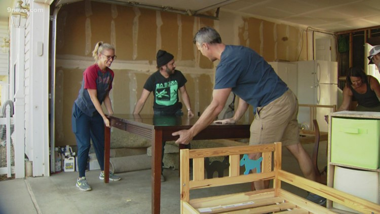 Coloradans prepare home for Afghan refugees moving to Boulder County
