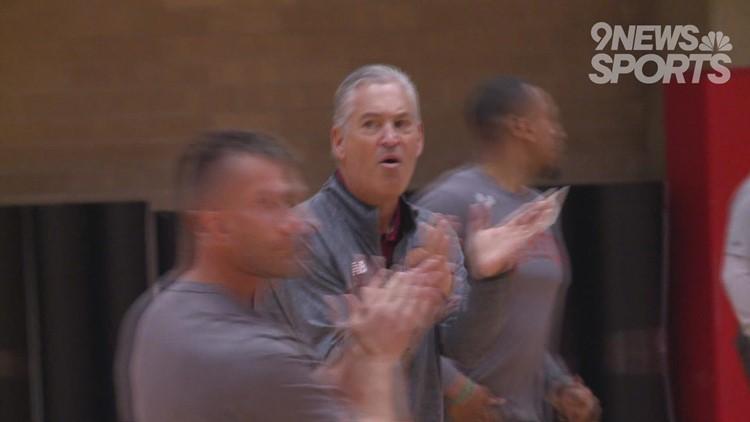 Wulbrun ready to take over as DU basketball coach