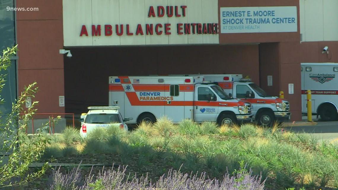 Denver hospitals see ICU beds fill up