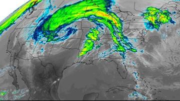 Did the 'bomb cyclone' cause the Nebraska floods?