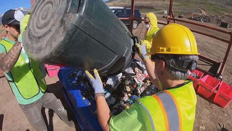 Trash pickers