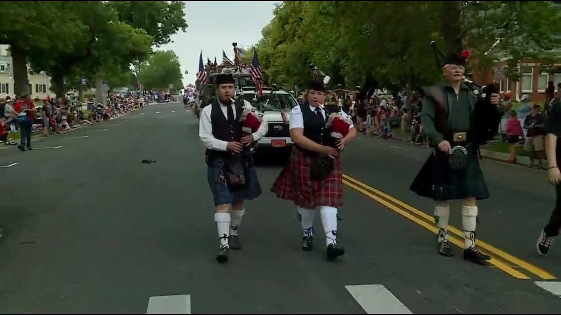 Greeley Stampede Independence Day Parade 2019 9news Com