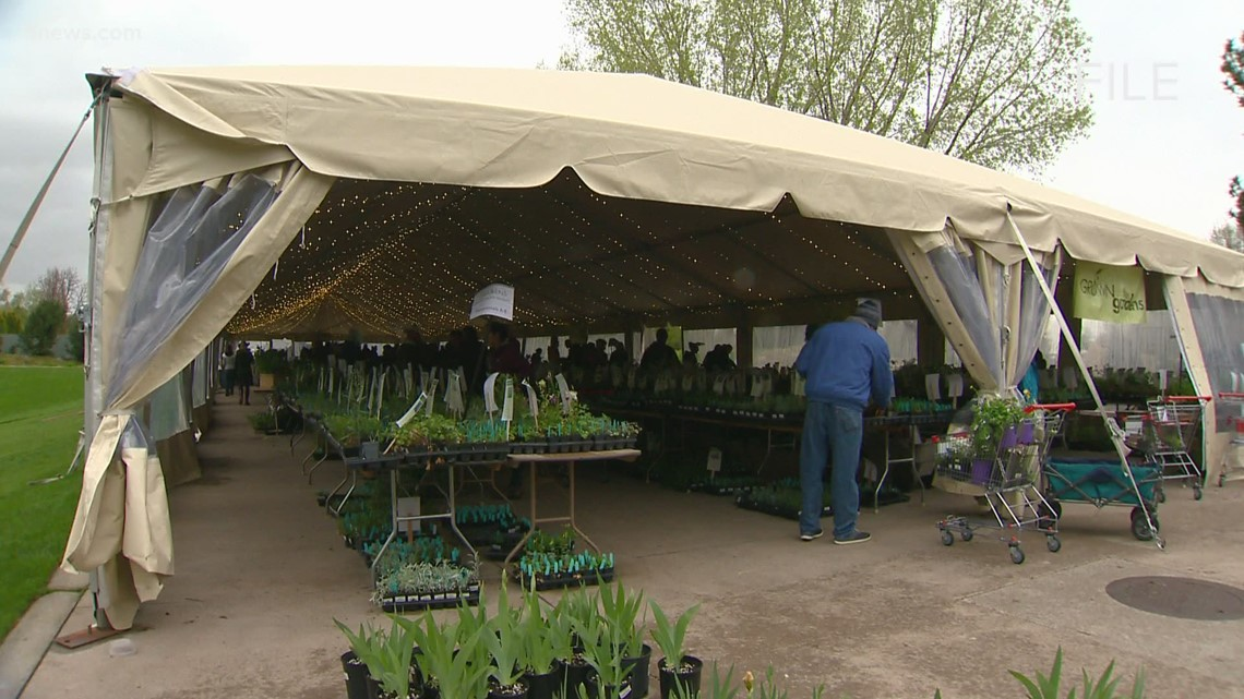Denver Botanic Gardens to hold Spring Plant Sale online