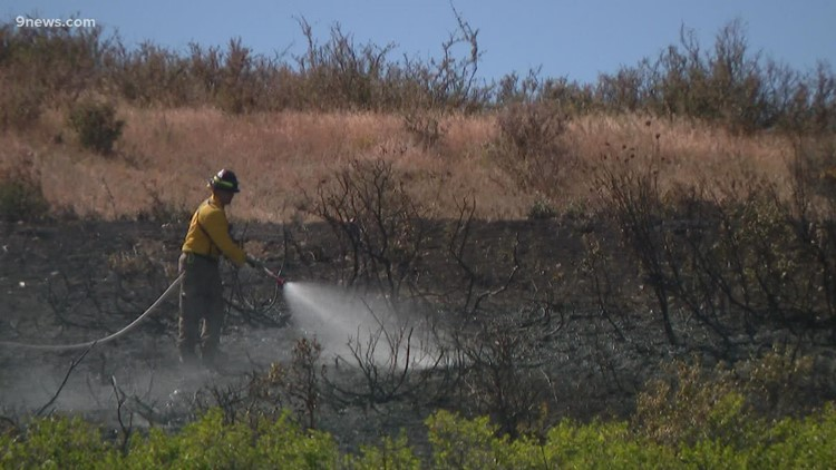 Voluntary evacuation order issued for fire burning in Larimer County; fire is 25% contained
