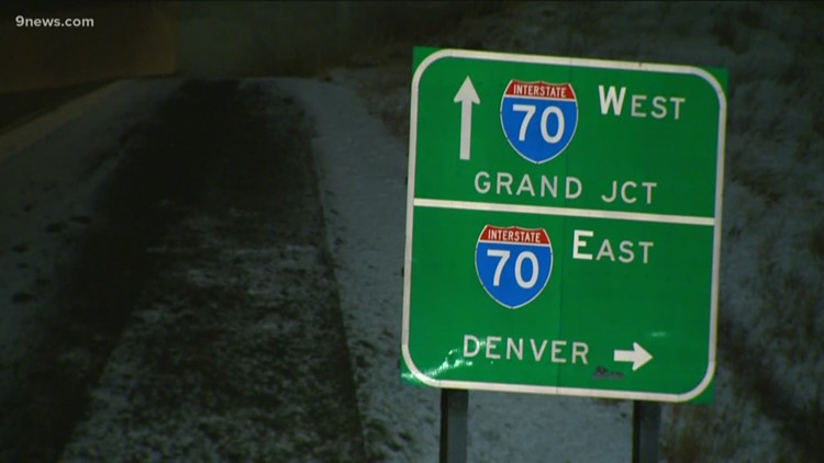 You can enjoy a winter wonderland in the Colorado mountains this weekend... if you get there