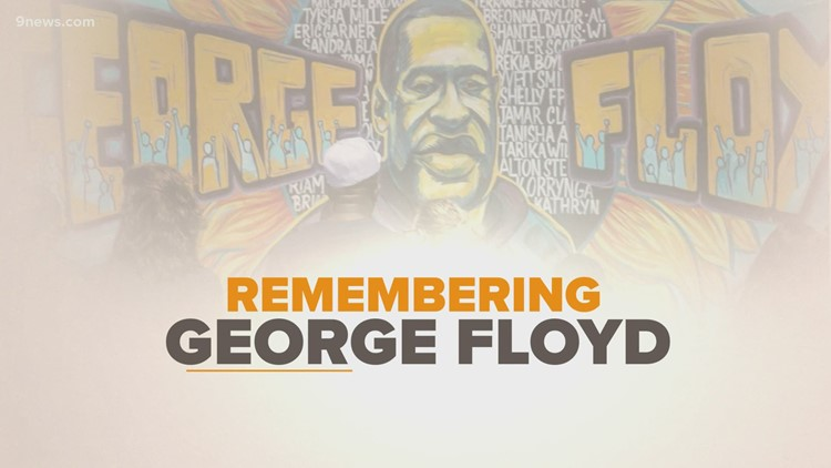 Remembering George Floyd, 1 year after his death