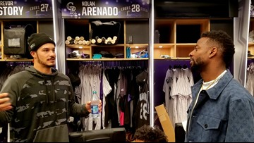 Rockies welcome Broncos to Coors Field