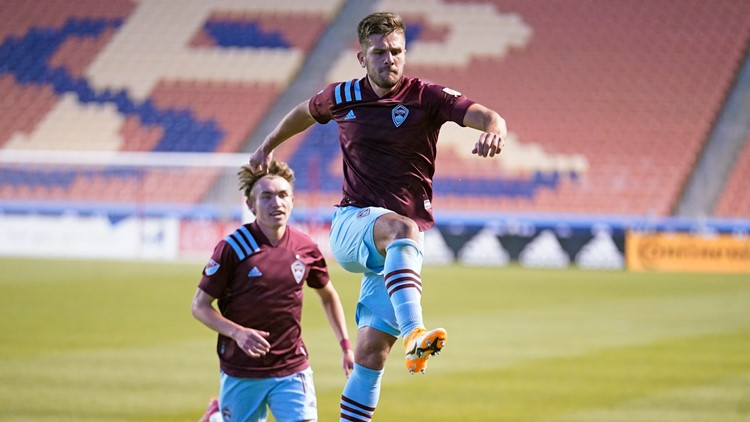 Rapids beat Vancouver for first win of 2021 season