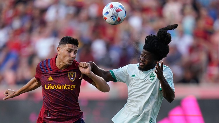 Real Salt Lake shuts out the Colorado Rapids, 3-0