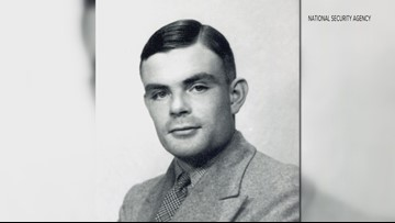 Stolen artifacts belonging to scientist Alan Turing recovered in Colorado