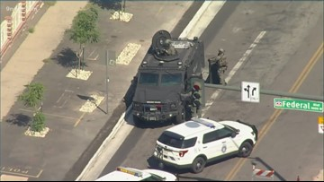Denver police take 1 person into custody after barricade situation
