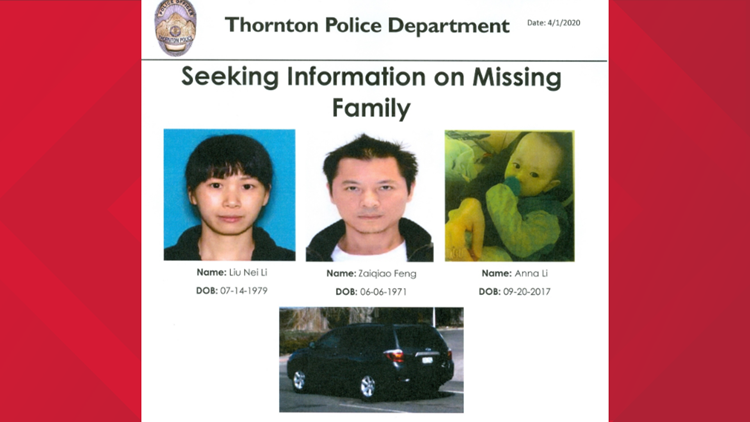 Thornton police find illegal marijuana grow in home of missing family; 5-year-old was left home alone