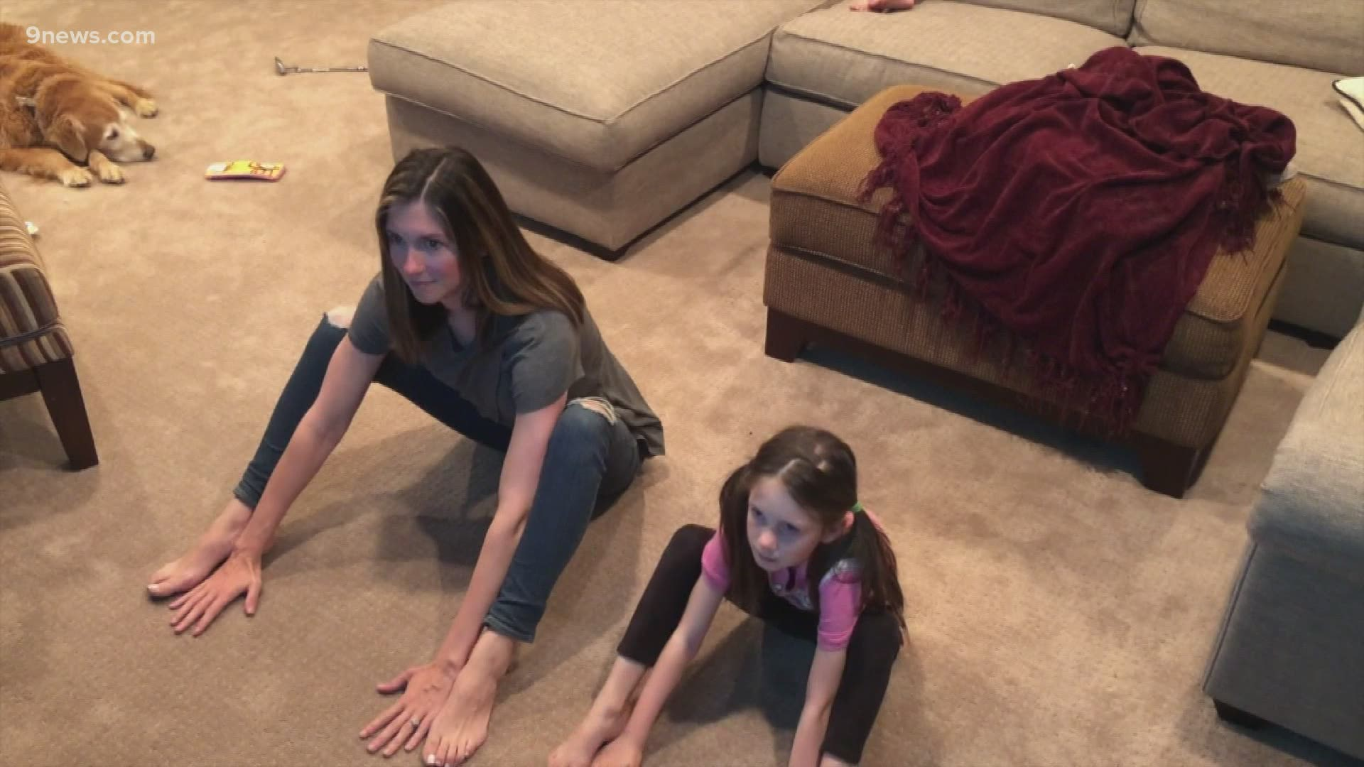 Cosmic Kids Yoga Allows Parents And Kids To Relax 9news Com