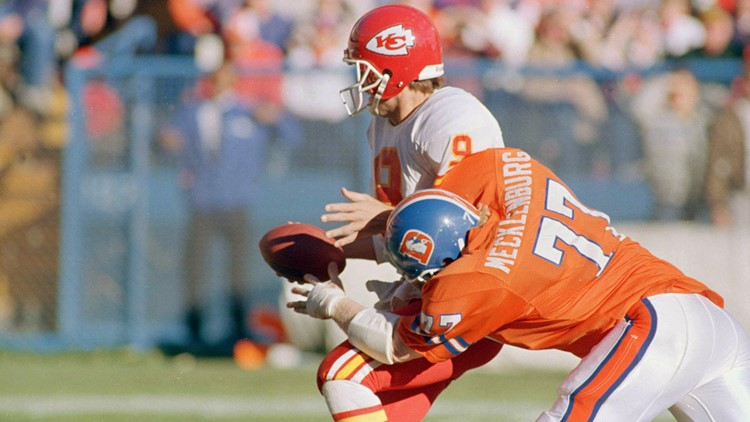 reputable site 105b1 6dfc0 A look at Broncos strongest candidates for expanded Hall of ...