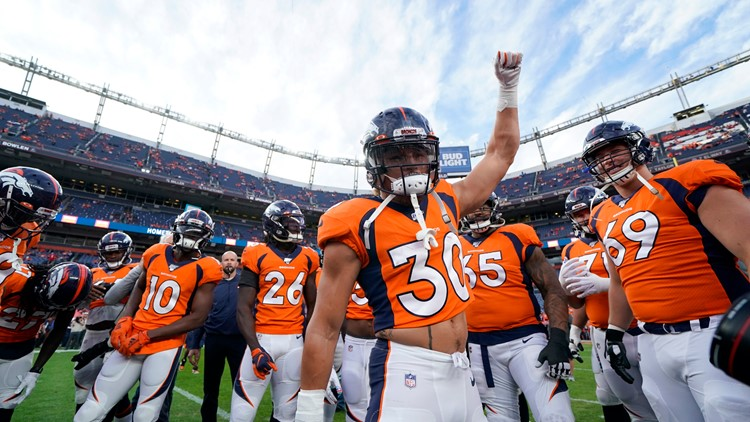 Phillip Lindsay Through the Years
