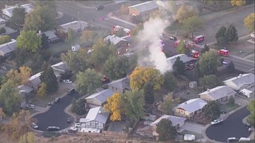 1 person hospitalized after Lakewood house fire