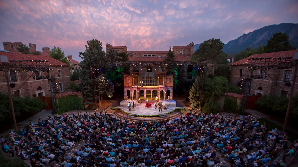 Colorado Shakespeare Festival postpones entire season until 2021