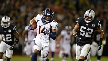 Bronco notes: Sutton suffers rib discomfort following lift session
